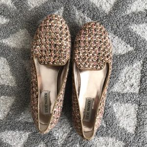 Steve Madden Twill Loafers